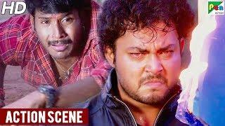 Sundeep Kishan's Police Physical Test - Action Scene   Mass Masala (Nakshatram) Hindi Dubbed Movie