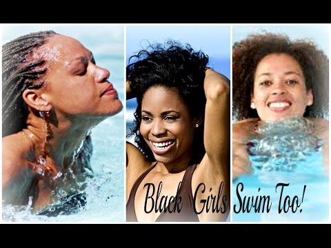 How to Protect Your Hair While Swimming | Relaxed & Natural Hair | Even In Chlorine &  Salt Water