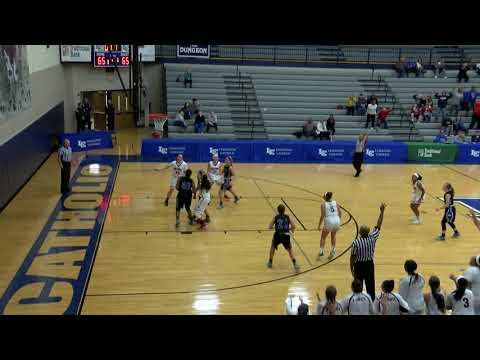 Buzzer beating 3 point bank shot for PLD