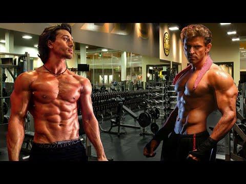 Xxx Mp4 TIGER Shroff VS HRITIK ROSHAN Leaked Video In Gym BAAGHI 2 3gp Sex