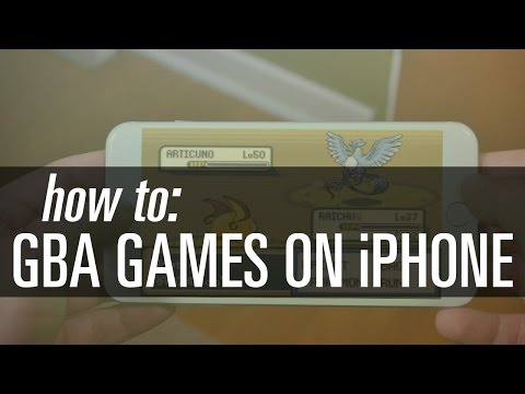 Play GameBoy Advance Games on Your iPhone (No Jailbreak Needed)