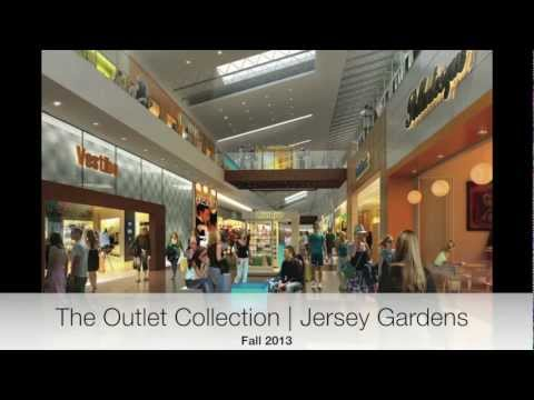The Outlet Collection | Jersey Gardens new 2012 shopping preview!