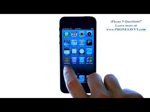 Apple iPhone 5 - iOS 6 - How do I Enable GPS on the Weather Application for Local Weather