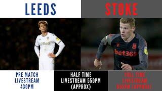 Leeds v Stoke - Match Review #LUFC #SCFC #LEESTO