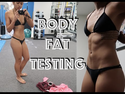 Body Fat Testing: Hydrostatic Weighing, DXA Scan, BMI & Caliper