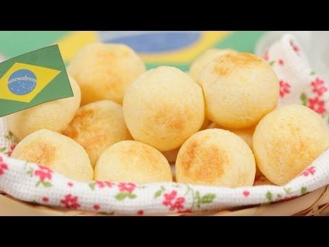 Pão de Queijo (Cheese Bread) Recipe | Special Guest Rolê Gourmet | Cooking with Dog
