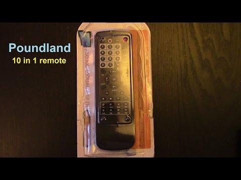 Poundland Remote REAL REVIEW