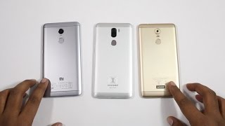 Lenovo K6 Note Vs Xiaomi Redmi Note 4 Vs Coolpad Cool 1 Dual Comparison Review