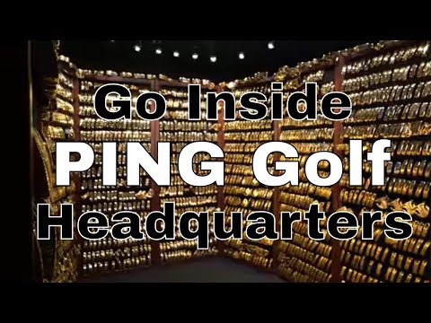 INSIDE PING GOLF | HOW THEY HAND BUILD CUSTOM IRONS