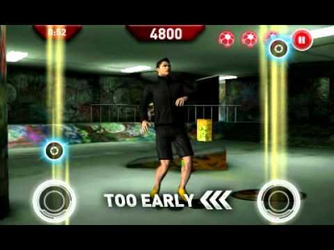 Freestyle Cristiano ronaldo - galaxy s2 android