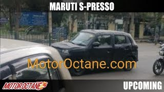 Maruti S-Presso - All Details | Hindi | MotorOctane