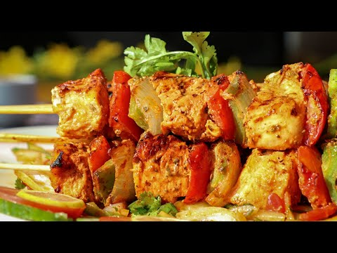 Shish Tawook Recipe | How to make Shish Tawook by SooperChef