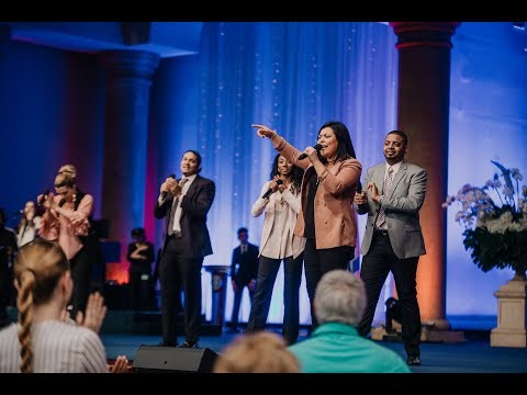 In The River (live) - New Wine | King Jesus Ministry
