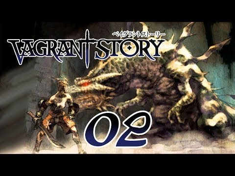 Let's Play Vagrant Story |02| Persueing Sydney