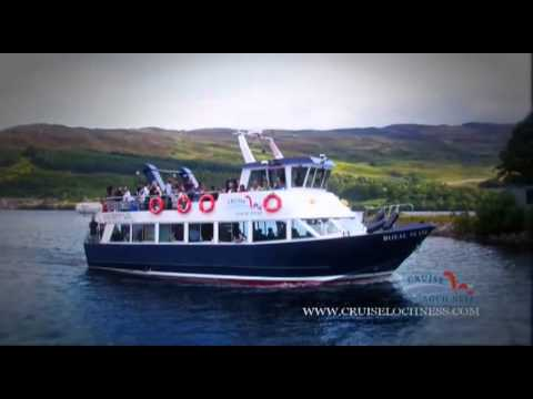 Cruise Loch Ness // Our Tours & Trips