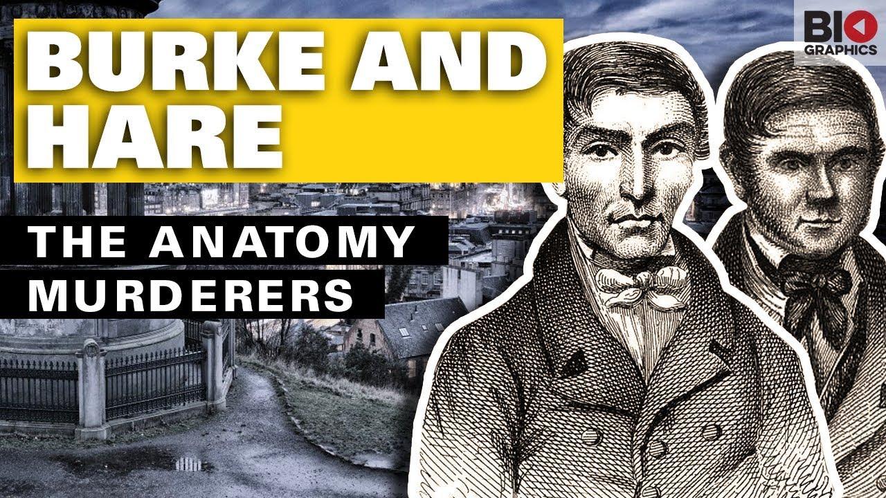 Burke and Hare – The Anatomy Murderers