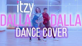 Download [AYE] ITZY ″달라달라(DALLA DALLA)″ DANCE COVER PARODY Video