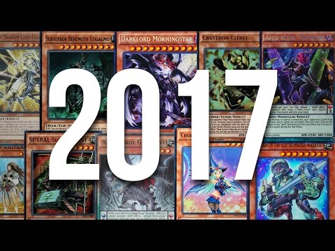 17 YuGiOh Deck Ideas for 2017!