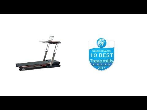 NordicTrack Desk Treadmill Platinum Review