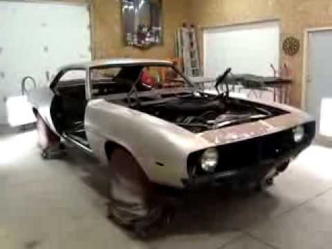 1969 Camaro Z 28 Part 3