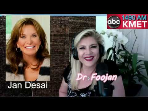 Inner Voice - a Heartfelt Chat with Dr. Foojan - Interview with Jan Desai