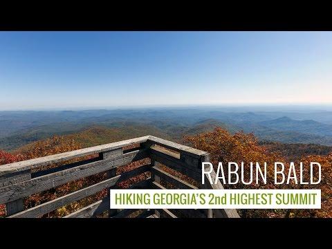 Rabun Bald: hiking Georgia's second highest summit on the Bartram Trail