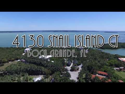 4130 Snail Island Ct - Boca Grande, FL
