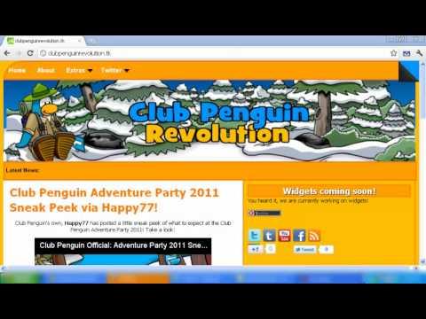 Club Penguin Revolution Intro