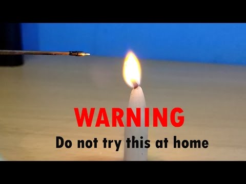 You won't BELIEVE this | How to Make a Pen Rocket with matches