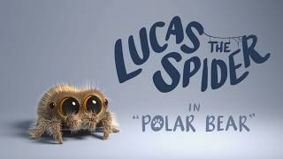 Lucas the Spider - Polar Bear