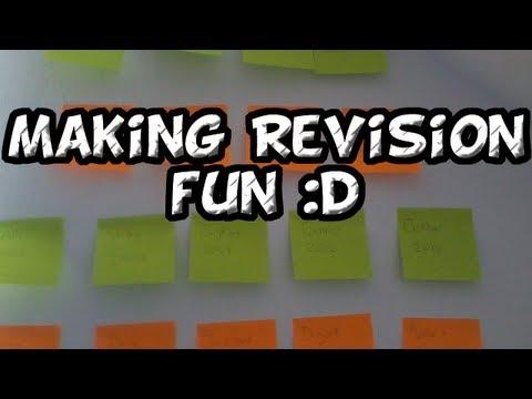 Making Revision Fun!