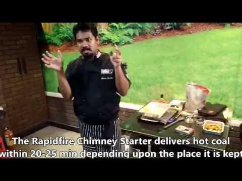 How to Fire a Charcoal Grill | Grilling Tips by Weber Master Chef | Weber Grill Academy