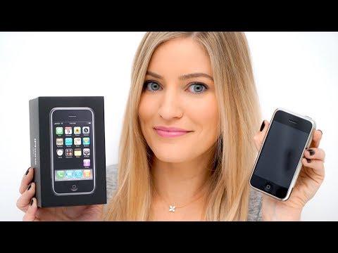 Original 2007 iPhone Unboxing!!!