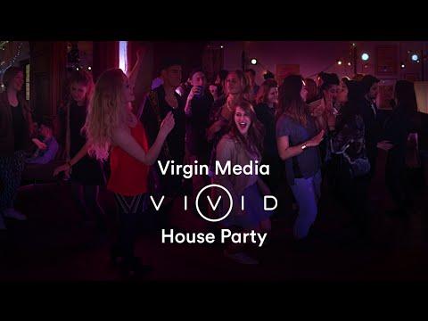VIVID 360 House Party | Virgin Media