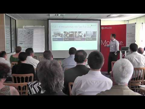 GCC Technology Update Day 2014