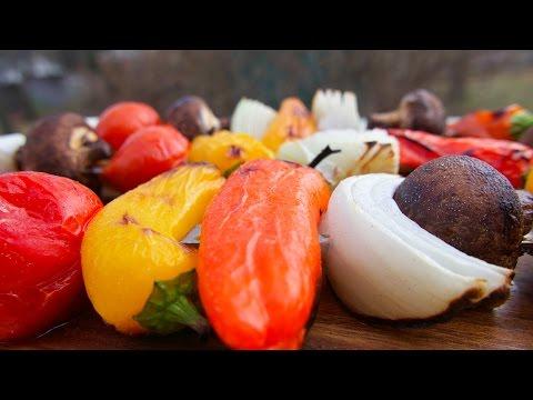 Veggie Kabobs Recipe