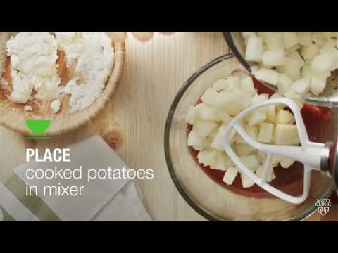 Making Mayo's Recipes: Upgrade classic potato dishes with cauliflower
