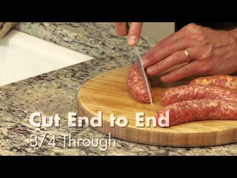 How to Decase Italian Sausage