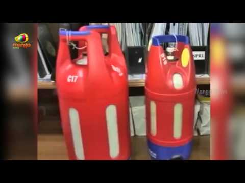 Fibreglass LPG Cylinders To Hit Pune and Ahmedabad Markets Soon | Pilot Project | Mango News