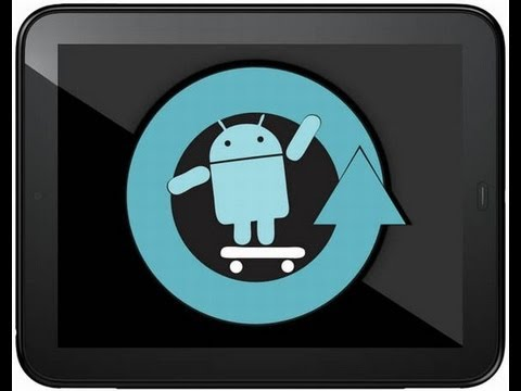 How To Install Android Ice Cream Sandwich (4.0.4) on HP TouchPad