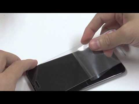 iPhone 6 Tempered Glass Screenprotector