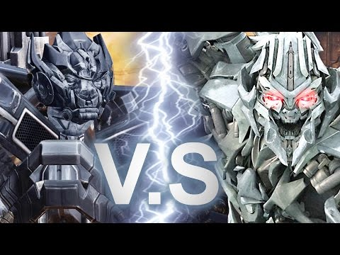Iron Hide VS MEGATRON Boss Battle Act 1 Gameplay Part 7 | Transformers: Forged to Fight