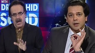 Live with Dr Shahid Masood with Ahmed Qureshi | 27 November 2016