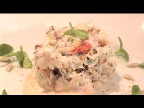California Crab Salad : Gourmet Recipes