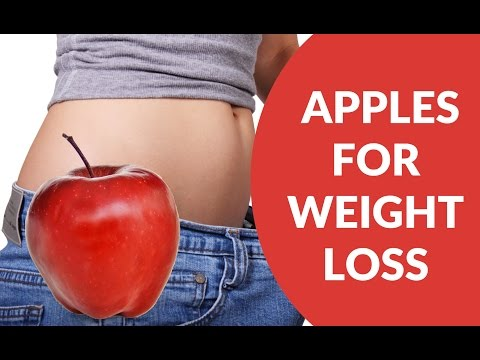 How Apples Help You Lose Weight