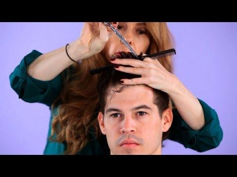 How to Cut Hair into Spikes   Hair Cutting