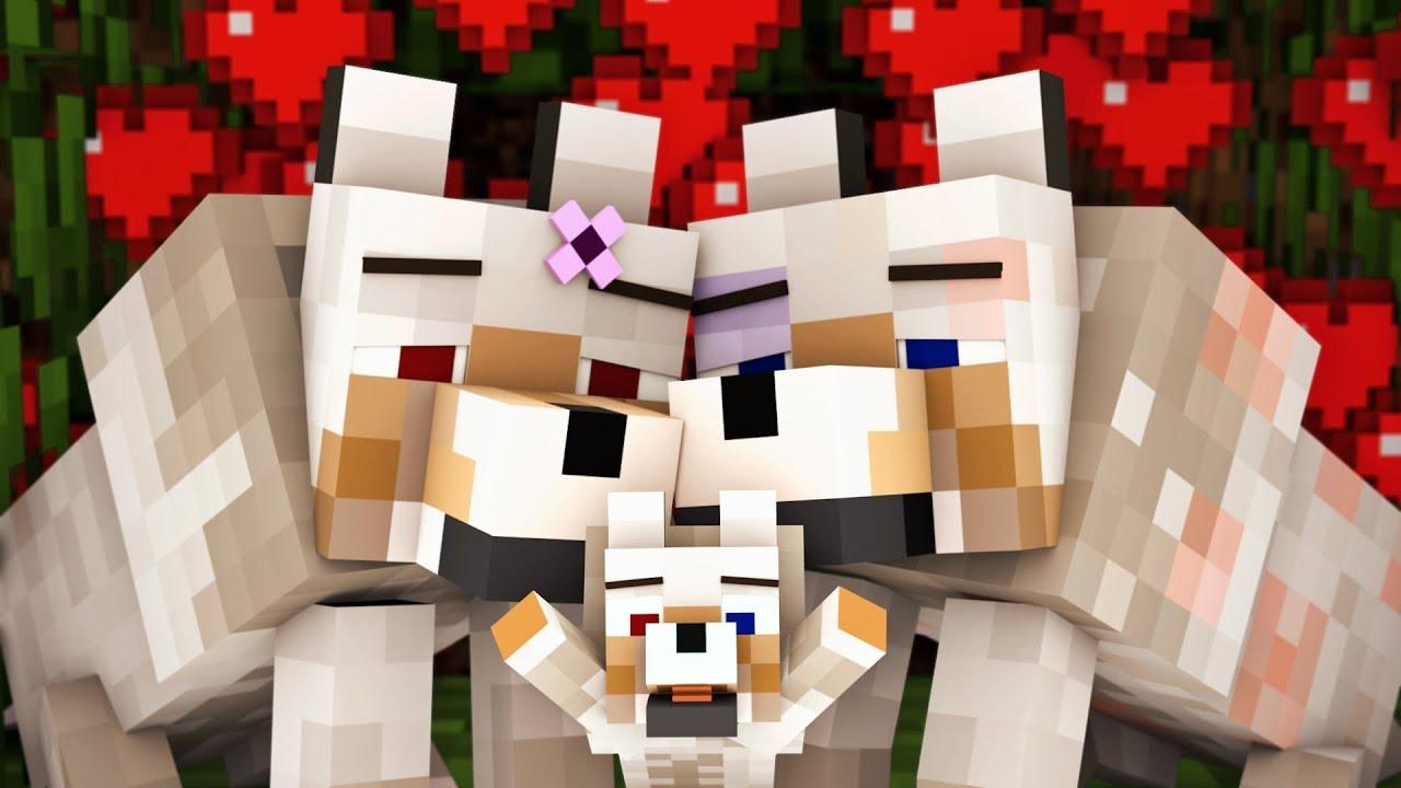 Download Wolf Life 1 - Minecraft Animation MP3 Gratis
