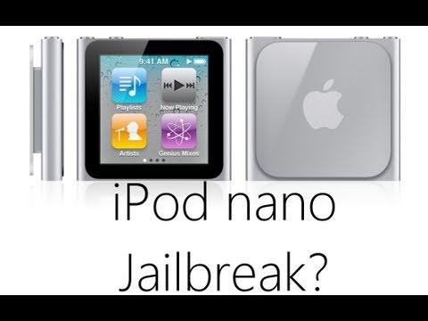 iPod nano 6G 2010 Jailbreak?