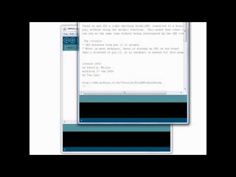 How to program an Arduino