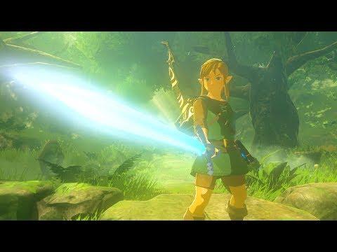 Zelda: BOTW (Wild Link Unveils The True Power Of The Master Sword) 60 DMG